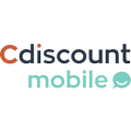 Forfaits mobile Cdiscount Mobile